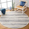 RAR126A - Rag Rug 6ft X 6ft Round