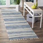 RAR126B - Rag Rug 2ft-3in X 8ft