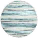 RAR126D - Rag Rug 6ft X 6ft Round