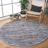 RAR128A - Rag Rug 6ft X 6ft Round