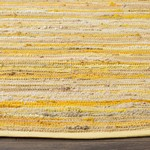 RAR130H - Rag Rug 6ft X 6ft Round