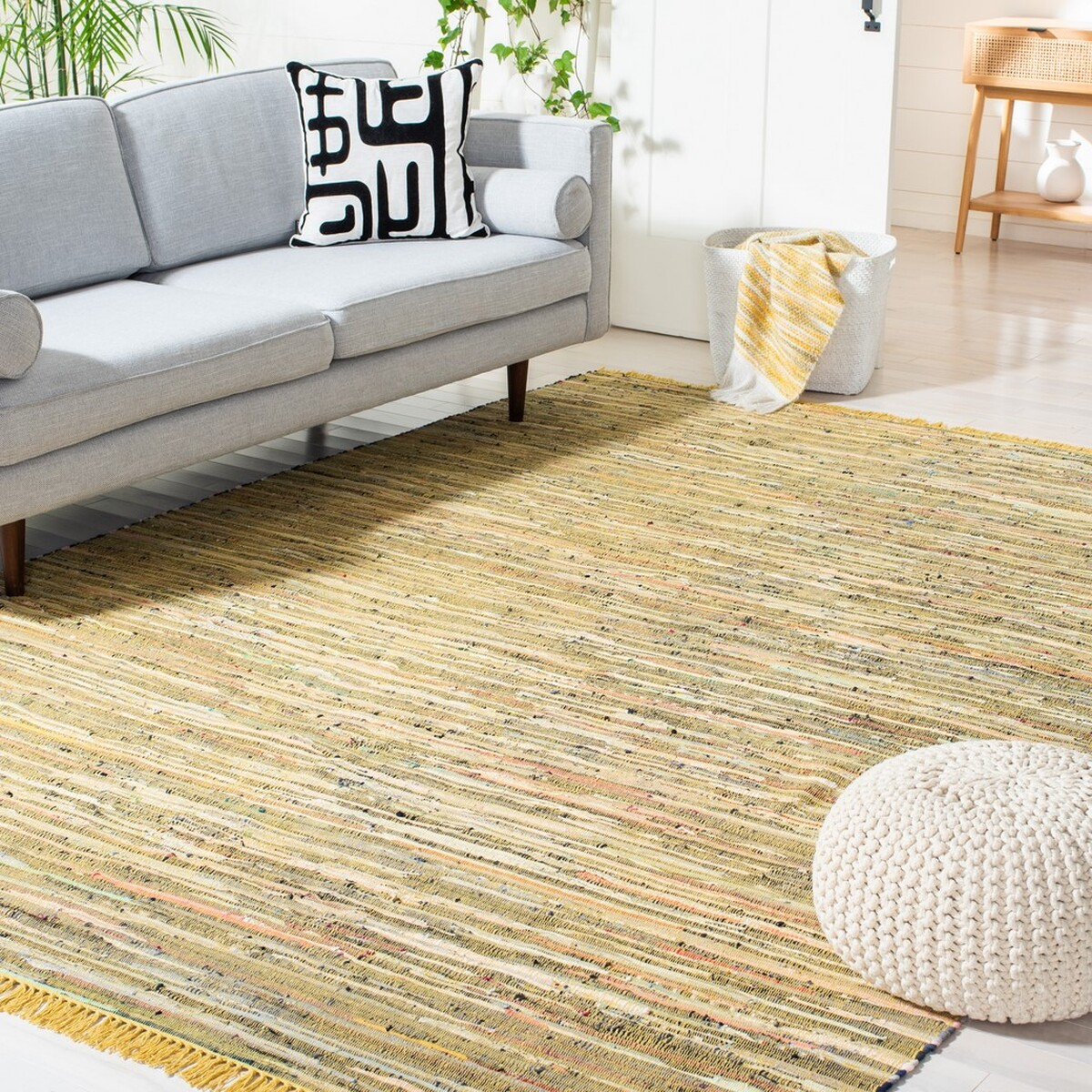 Rag Rug Collection Design Rar121h
