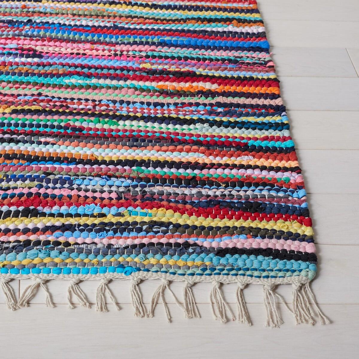 Rag Rug Area Rugs By Safavieh