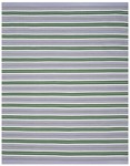 "RLR2462G Racing Stripe Point - Ralph Lauren 8' 0"" x 10' 0"""