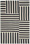 """RLR2867B Canyon Stripe Patch - Ralph Lauren 4' 0"""" x 6' 0"""""""