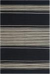 """RLR2869B Bluff Point Stripe - Ralph Lauren 6' 0"""" x 9' 0"""""""
