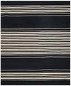 """RLR2869B Bluff Point Stripe - Ralph Lauren 8' 0"""" x 10' 0"""""""