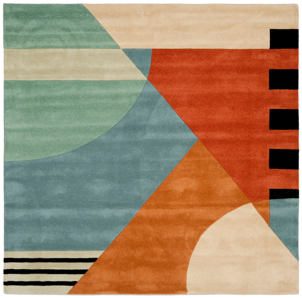 Excellent Rug RD863A - Rodeo Drive Area Rugs by Safavieh WO29