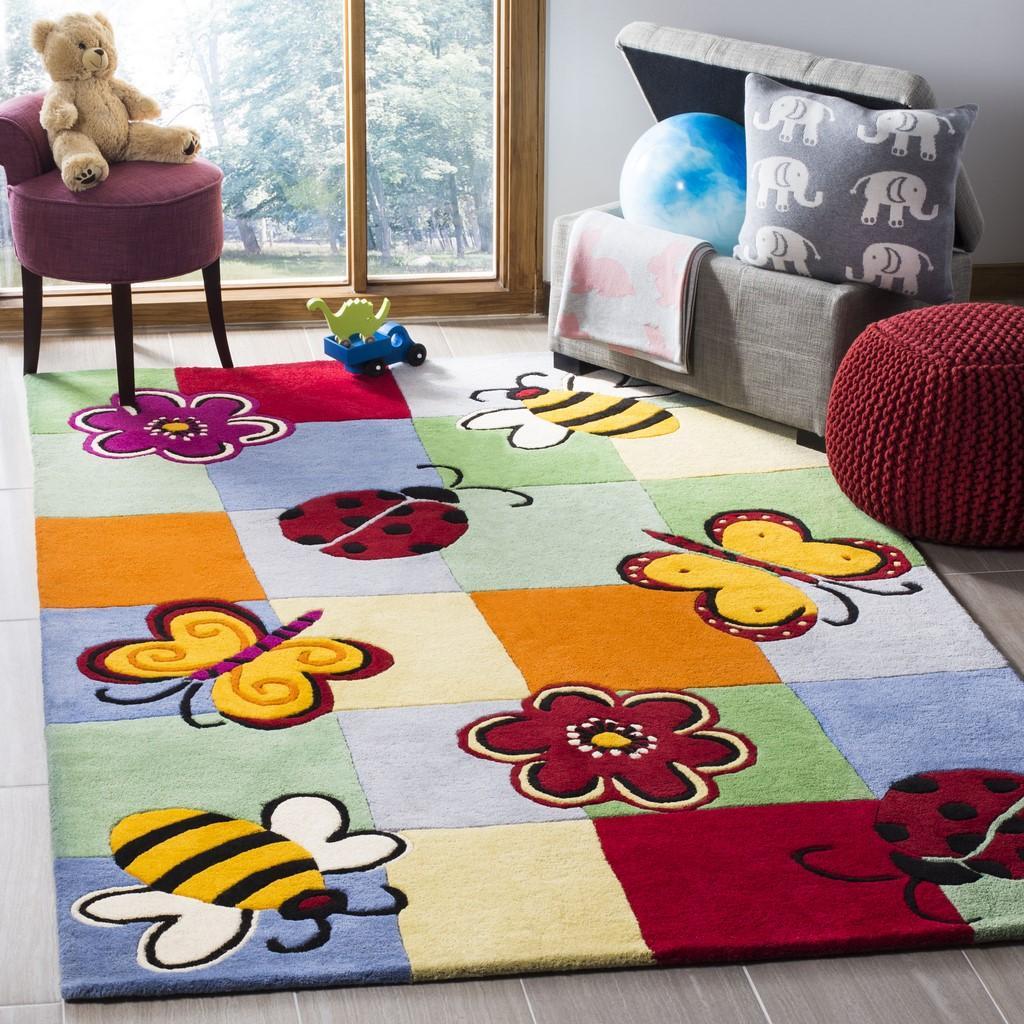 Kids Room Rugs: Safavieh Kids Area Rugs By Safavieh