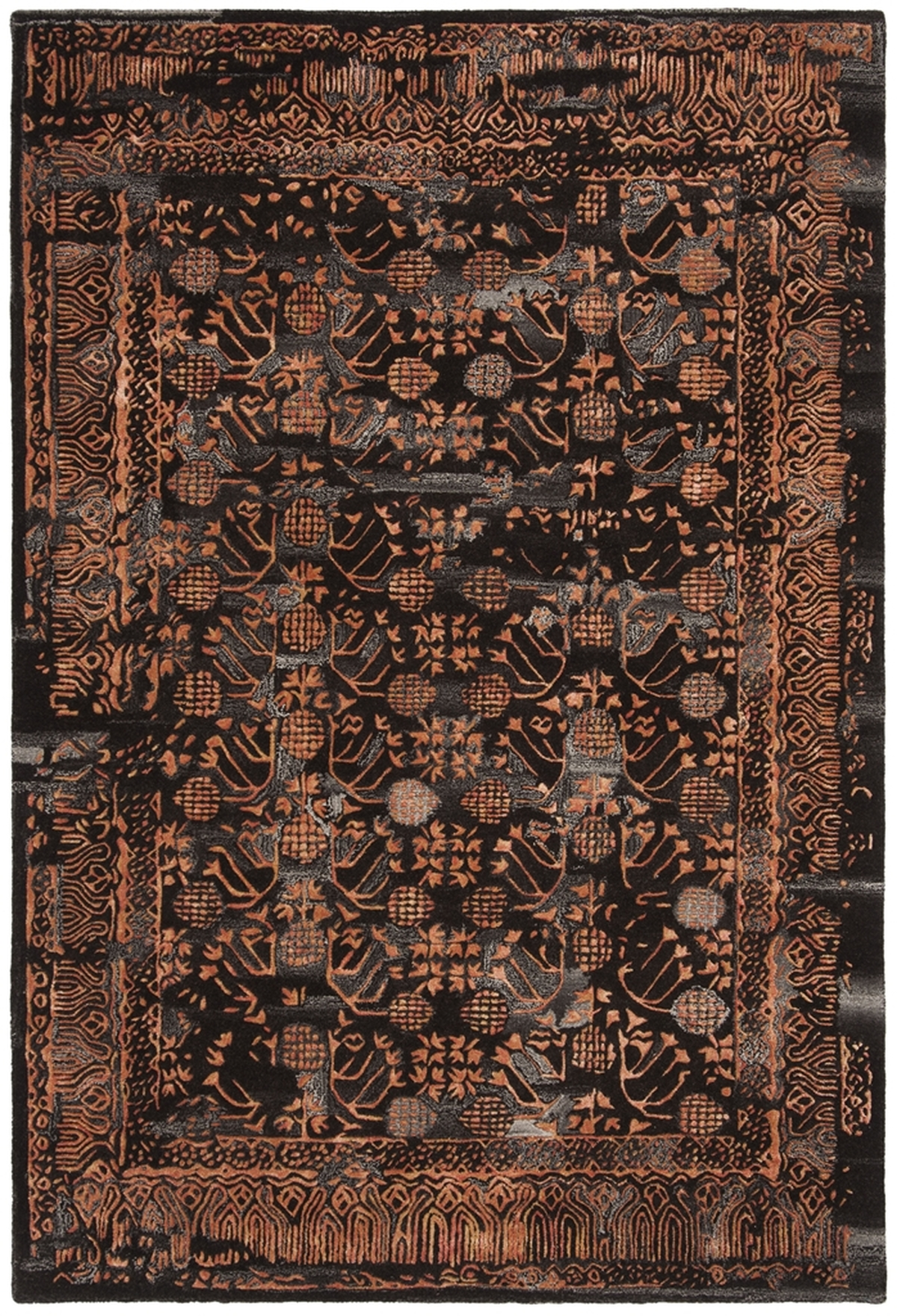 Rug Sap112a Sapphire Area Rugs By Safavieh