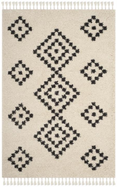 MFG246B Moroccan Fringe Shag