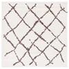 BER162A - Berber Shag 5ft-1in X 5ft-1in Square
