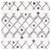 BER164D - Berber Shag 5ft-1in X 5ft-1in Square