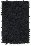 LSG601A - Leather Shag 2ft X 3ft