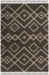 MFG249A - Moroccan Fringe Shag 5ft-1in X 7ft-6in