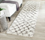 MSG343A - Moroccan Shag 2ft-3in X 8ft