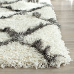 MSG343A - Moroccan Shag 5ft-1in X 7ft-6in