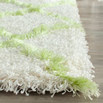 MSG343D - Moroccan Shag 5ft-1in X 7ft-6in