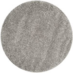 SG151-7575 - California Shag 4ft X 4ft Round