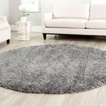SG151-8484 - California Shag 6ft-7in X 6ft-7in Round