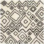 """SGB488B - Belize Shag 6'-7"""" X 6'-7"""" Square"""