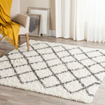 SGD258H - Dallas Shag 6ft X 6ft Square