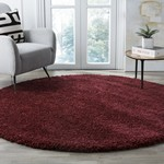 SGN725-4242 - Santa Monica Shag 6ft-7in X 6ft-7in