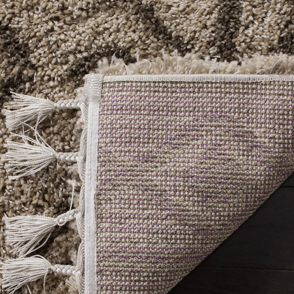 Moroccan Fringe Shag Area Rugs By Safavieh