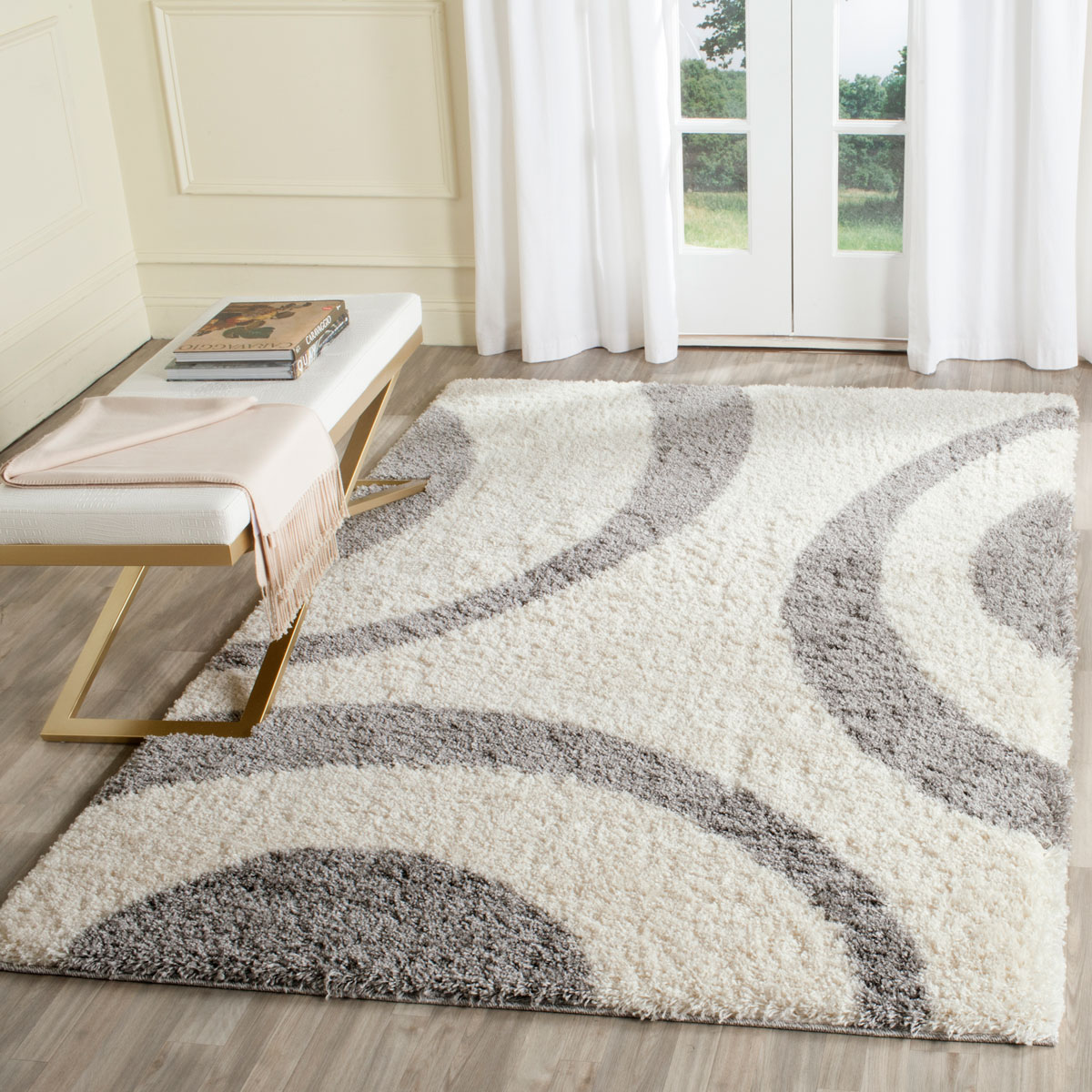 Rug Pts213a Portofino Shag Area Rugs By Safavieh