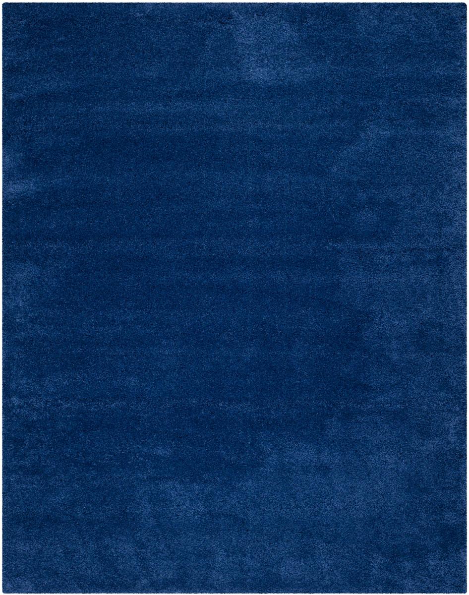 8u0027 x 10u0027 safavieh california cozy solid dark grey shag rug