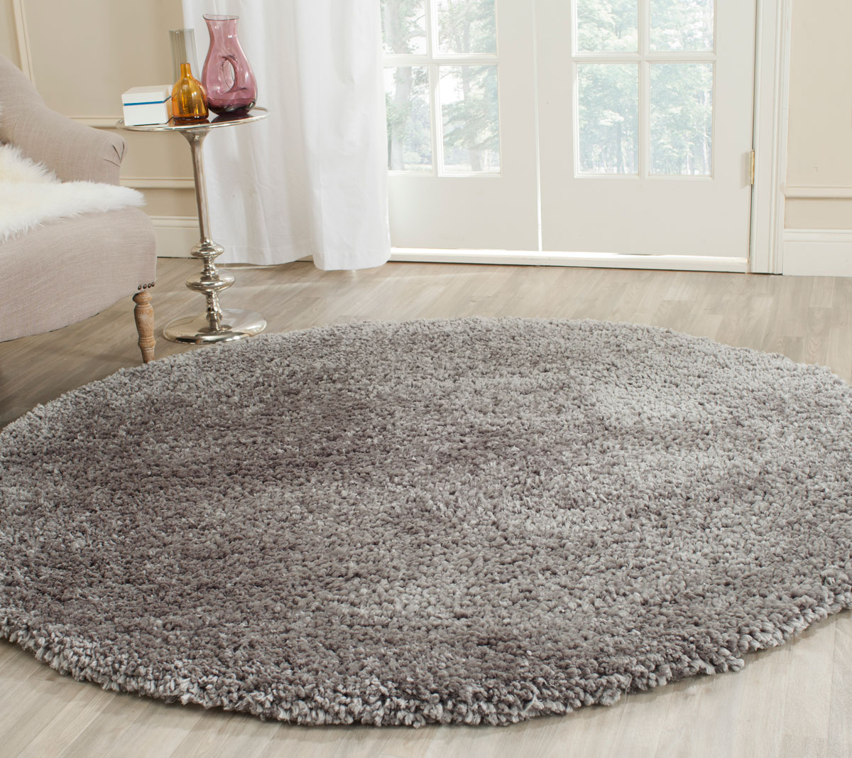 100  Solid Round Rugs Flooring 5x7 Area Rugs Area Rugs 5x7 R
