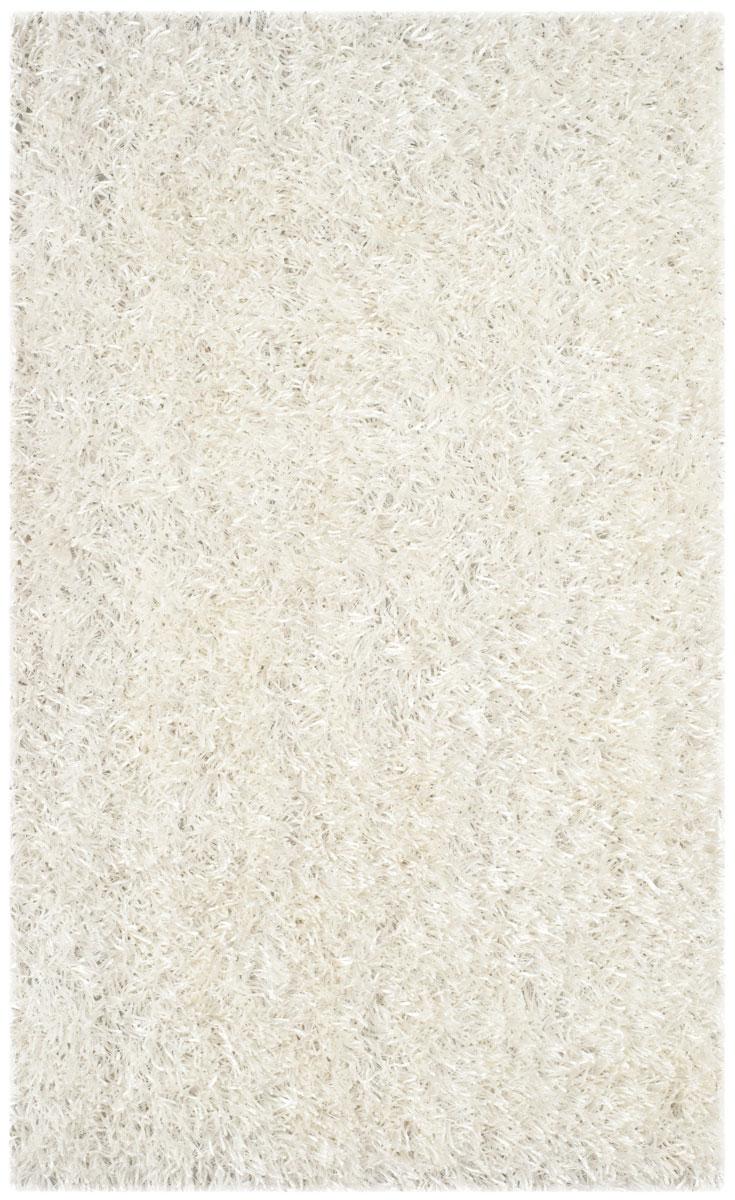 white shag rug. 2\u0027-6\ White Shag Rug P