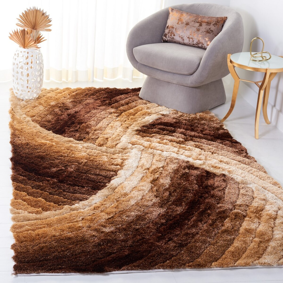 Plush 3d Shag Shag Rug Collection Safavieh Com