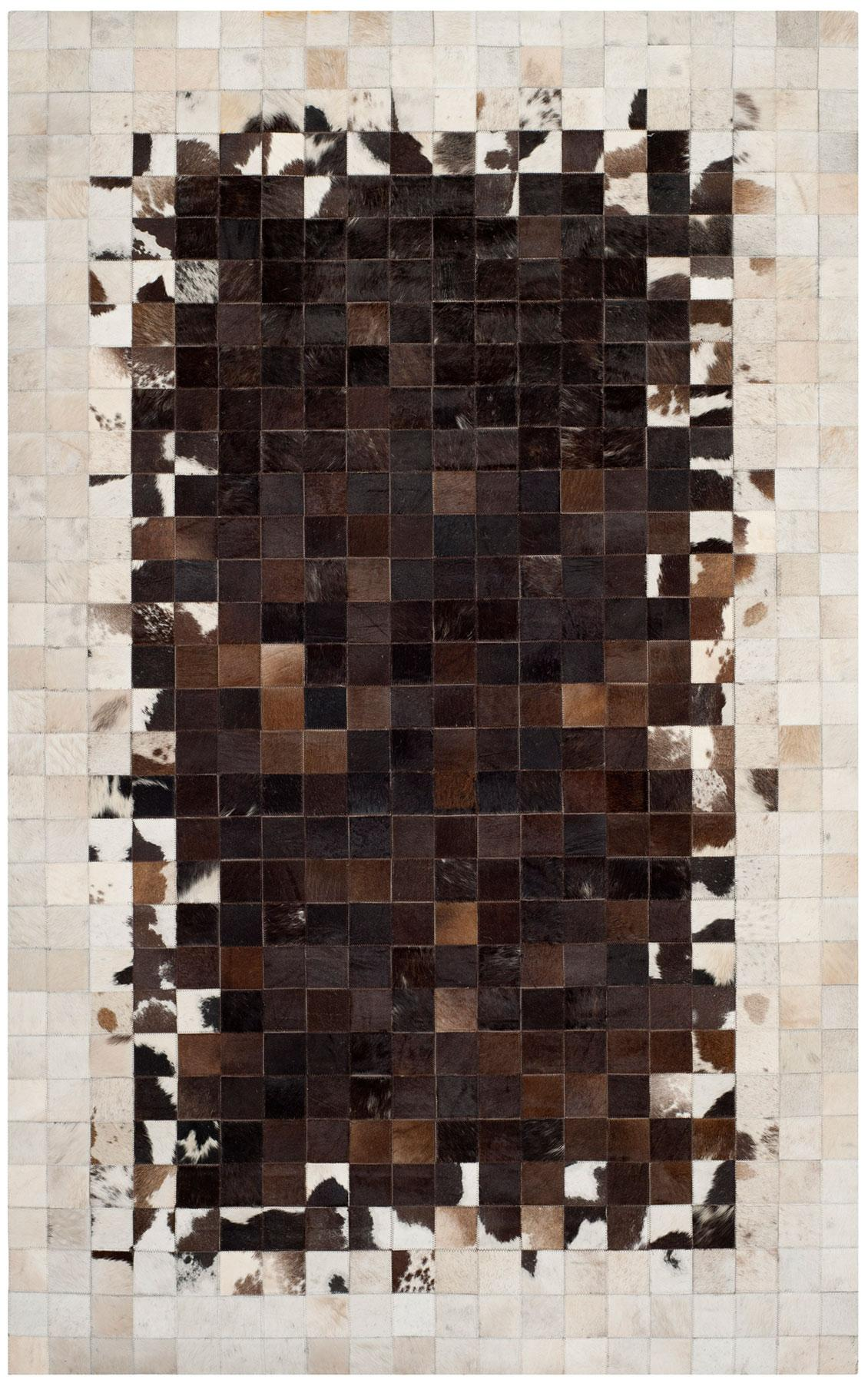 Rug Stl215b Studio Leather Area Rugs