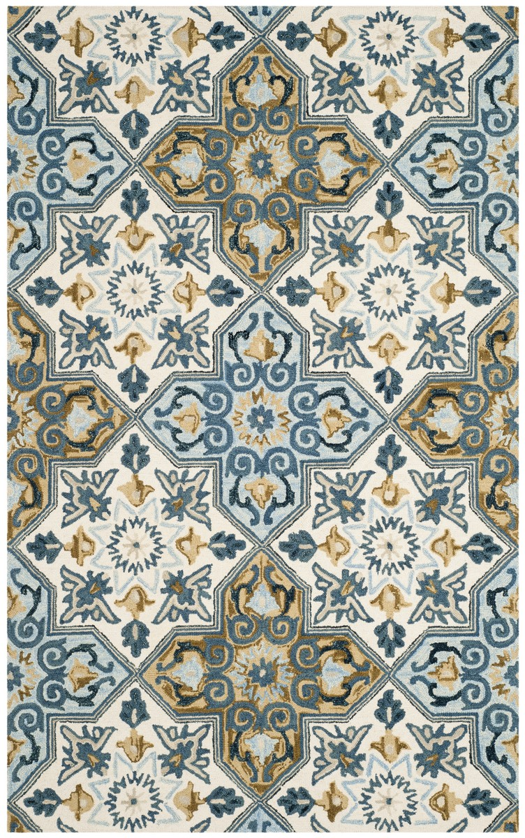 Rug Szn380a Suzani Area Rugs By Safavieh