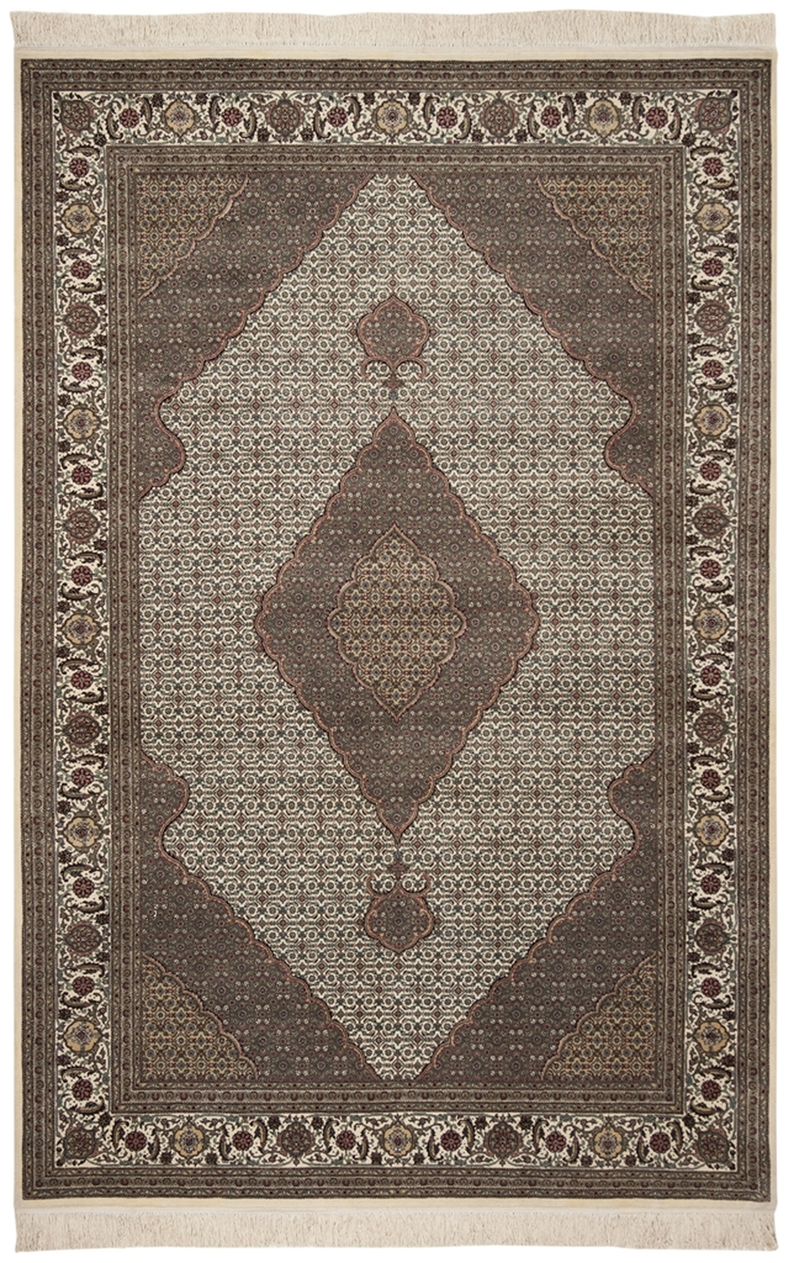 Rug Th15 Tabriz Herati Area Rugs By Safavieh