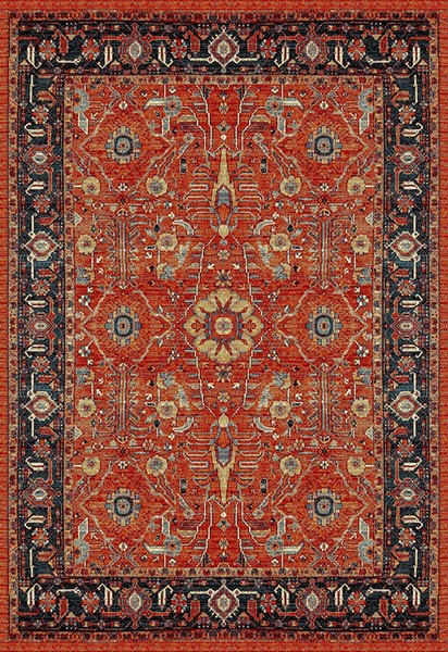 Persian Area Rugs Vintage Hamadan Collection Safavieh
