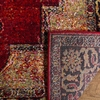 "VTH219A - Vintage Hamadan 5' 1"" x 7' 6"""