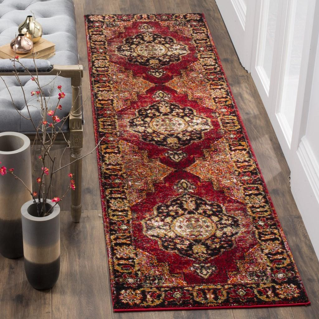 Rug Vth219a Vintage Hamadan Area Rugs By Safavieh