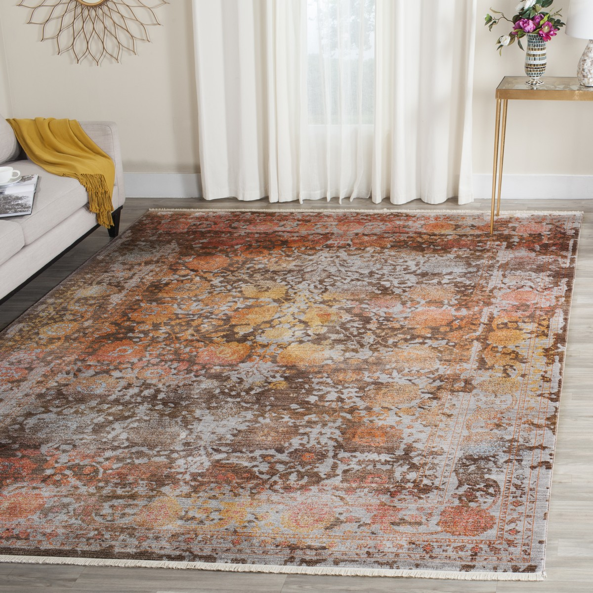 Rug Vtp409d Vintage Persian Area Rugs By Safavieh