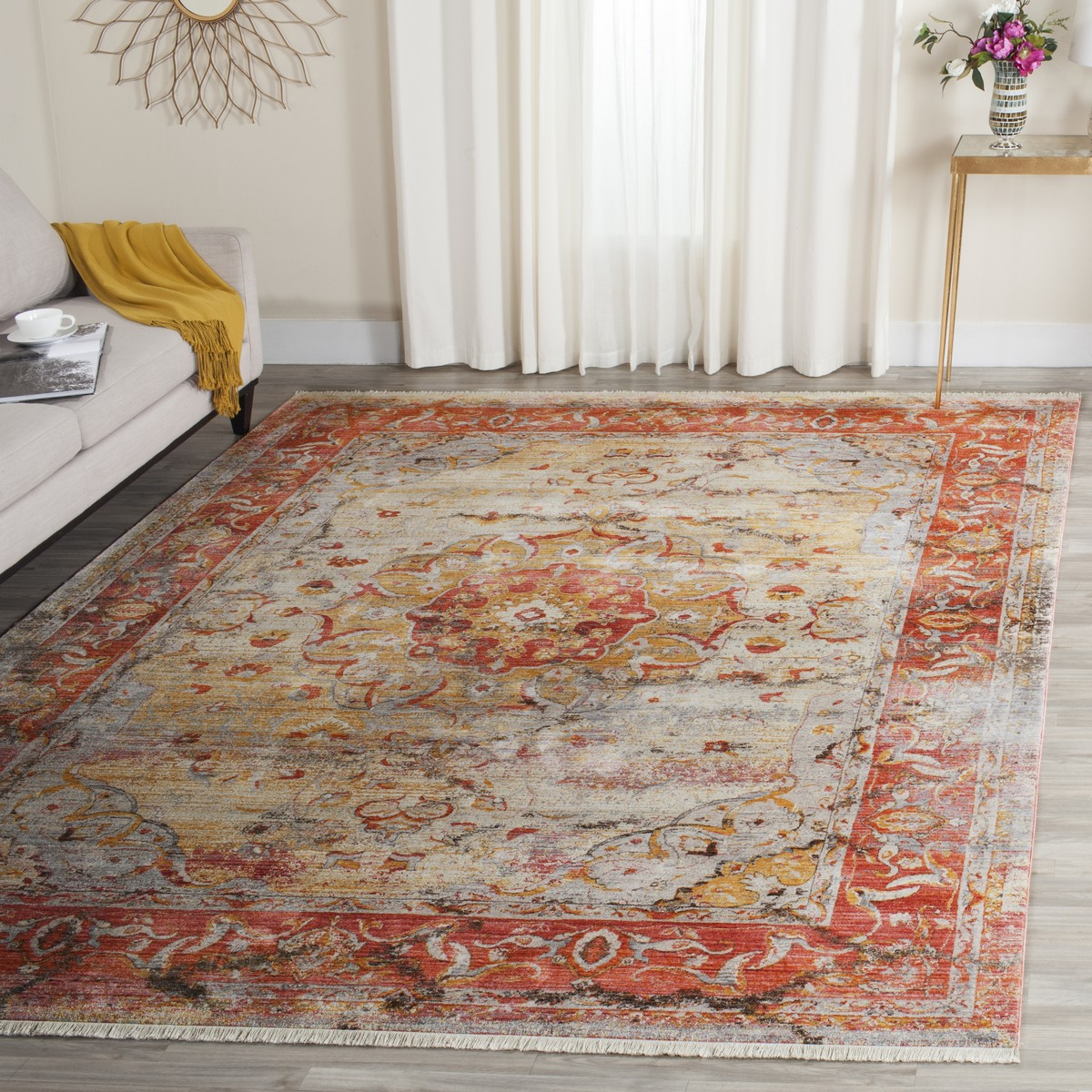 Rug Vtp435p Vintage Persian Area Rugs By Safavieh
