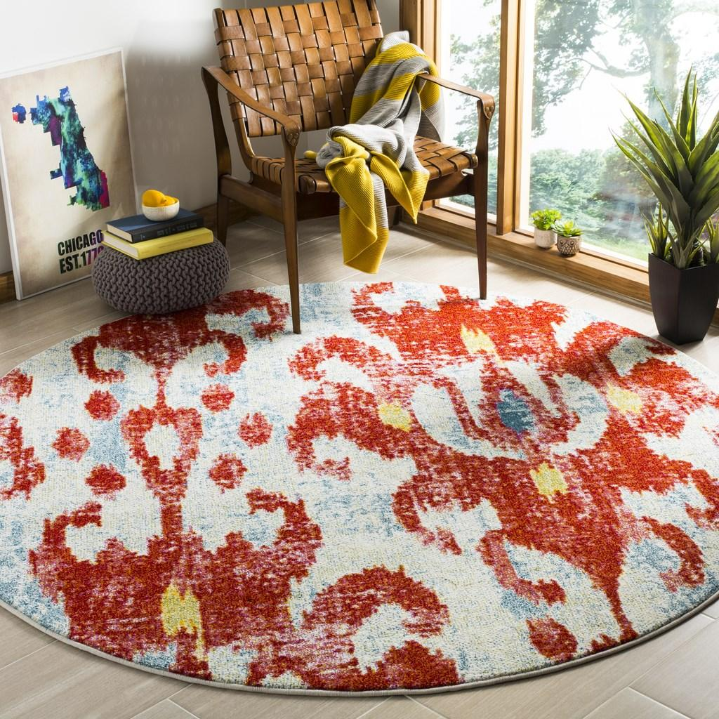 Rug Wtc622l Watercolor Area Rugs By Safavieh