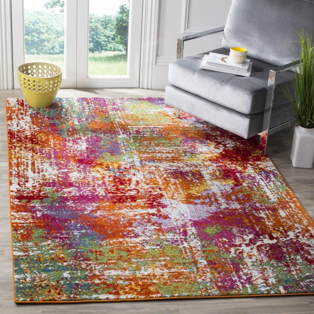 Rug Wtc695d Watercolor Area Rugs By Safavieh