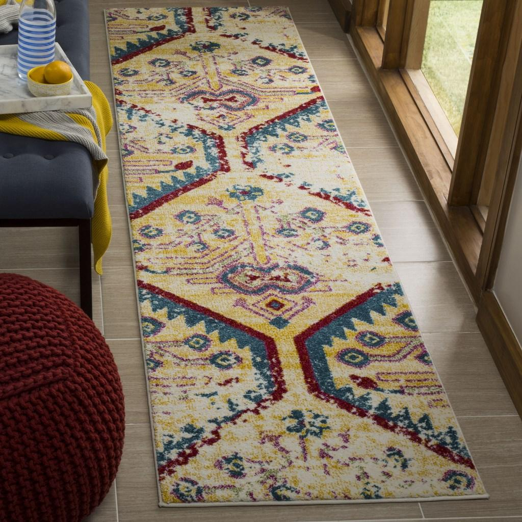 Rug Wtc698g Watercolor Area Rugs By Safavieh