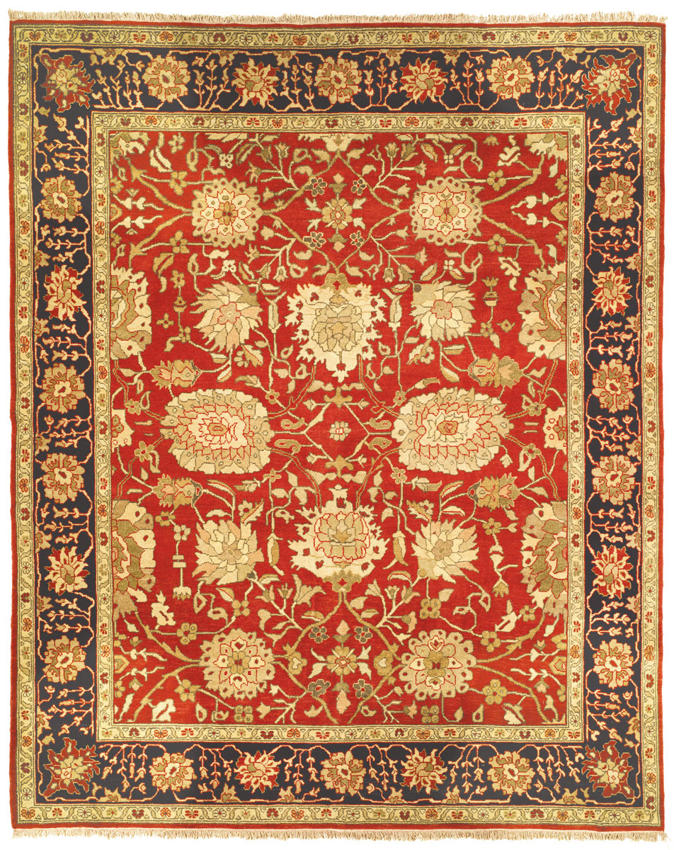 Rug Zm06a Zeigler Mahal Area Rugs By Safavieh