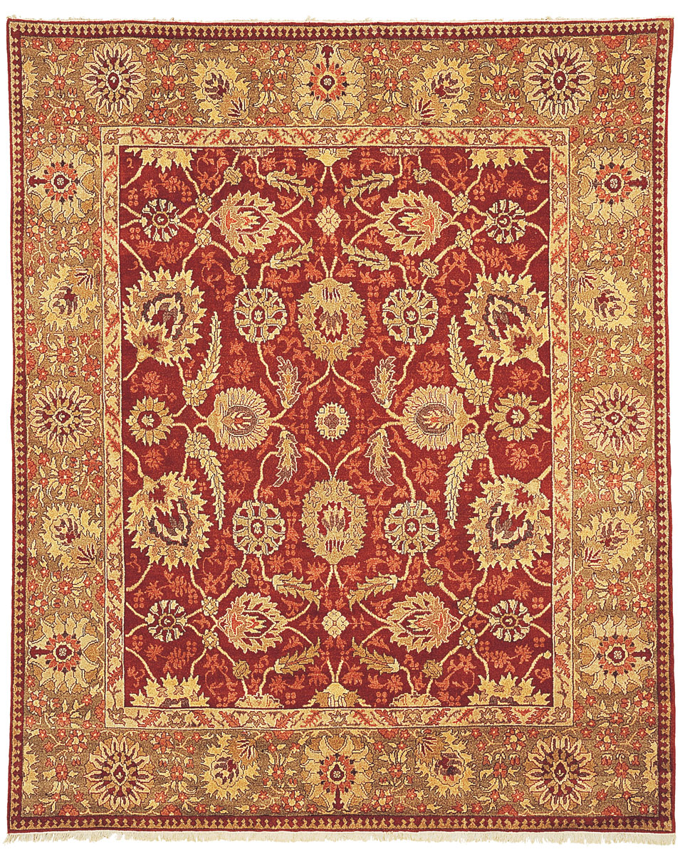 Rug Zm19a Zeigler Mahal Area Rugs By Safavieh