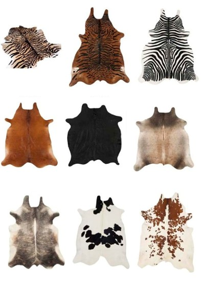 Dyed Cowhide Rugs Rug How To Clean