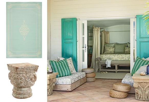 Get the resort look with Safavieh outdoor furnishings