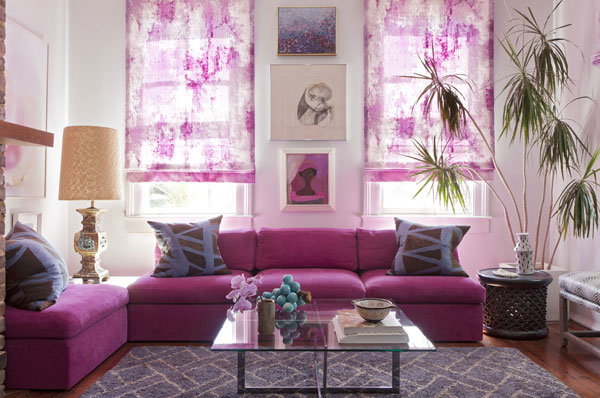 Radiant Orchid: Get the Look with Safavieh