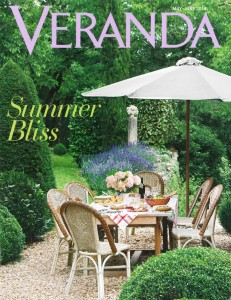 Safavieh Lutyens Bench Stars in Veranda Garden Party